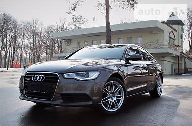 Audi A6 Exclusive 2014