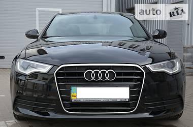 Audi A6 2.0 TDI S-line 2012