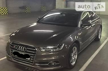 Audi A6 S6 2011