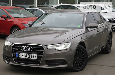 Audi A6 2.8 FSI Quattro AT 2013