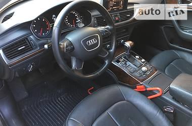 Audi A6 official 2012