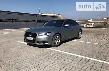 Audi A6 BLACK EDITION 2012