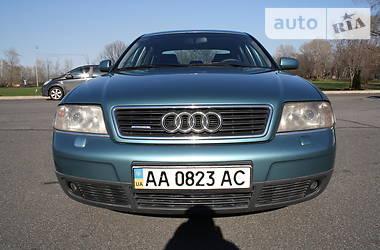 Audi A6 II 2.5 TDI quattro 1999