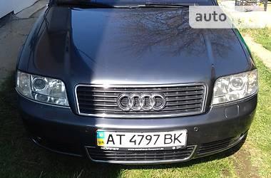 Audi A6 qvattro 2004