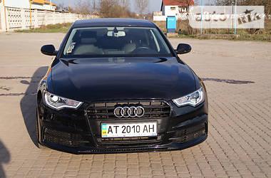 Audi A6 2.0 TDI S-LINE 2014