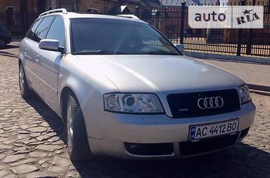 Audi A6  QUATTRO S-Line 2003