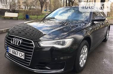 Audi A6 Limousine 2015