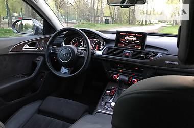 Audi A6 quattro  2013