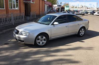 Audi A6 3.0 quattro 2003