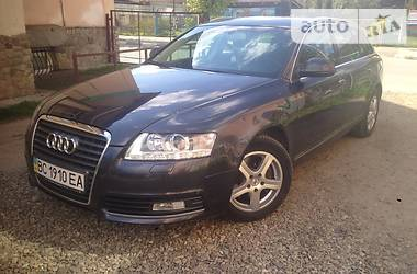 Audi A6 Avant 170 PS 2011