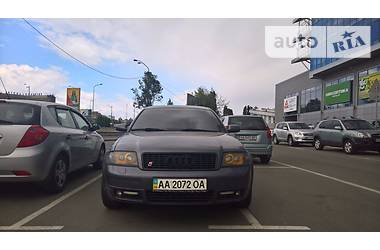 Audi A6 4.2 2003