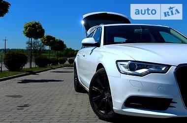 Audi A6 177hk SPORTS EDITION 2013
