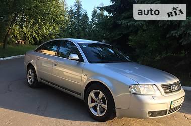 Audi A6 QUATTRO 2001