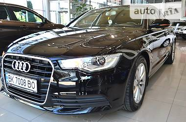 Audi A6 TDI Tip-Tronic IDEAL 2012