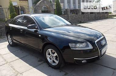 Audi A6 ГАЗ-АВТОМАТ 2005