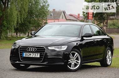 Audi A6 Black-LINE 2014