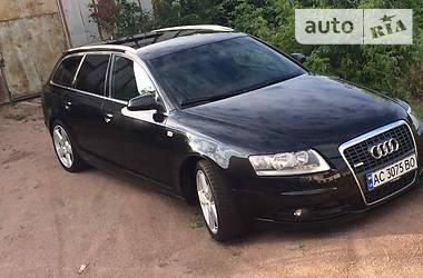 Audi A6 S-line 3.0TDi  2007