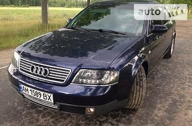 Audi A6 С5 S-Line 1998
