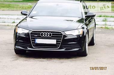 Audi A6 premium plus quattro 2015