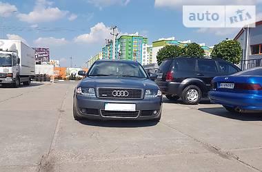 Audi A6 2.5 TDI 2003