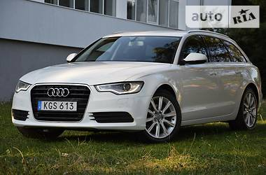 Audi A6 WEBASTO 2014
