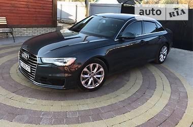Audi A6 Ultra 2015