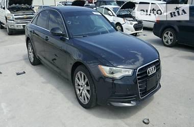 Audi A6 2.0L 4 2013