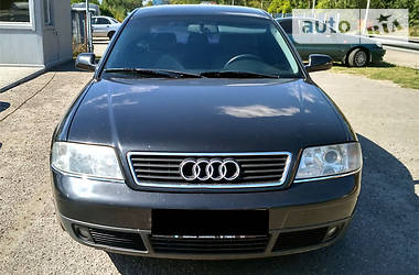 Audi A6 2.5 AT 2000
