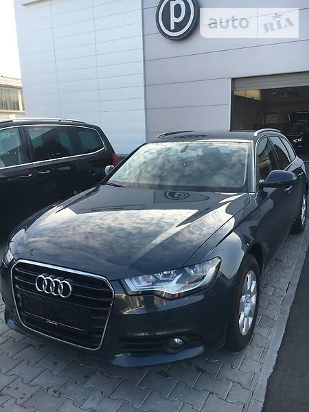 Audi A6 2012 року