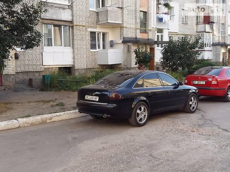 Audi A6 2003 года