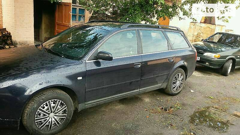 Audi A6 1999 року