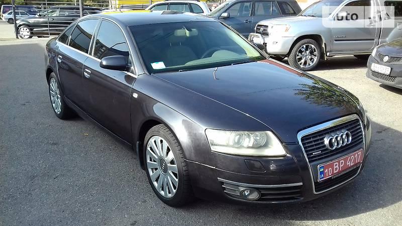 Audi A6 2004 року
