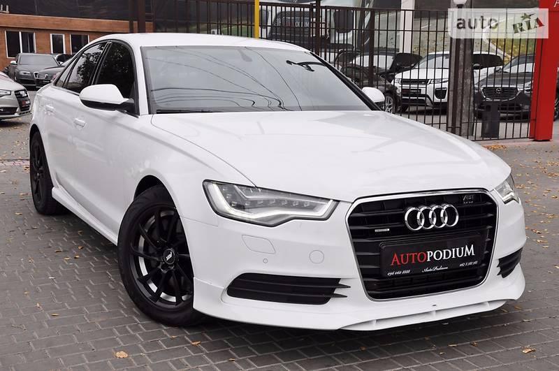 Audi A6 2012 года