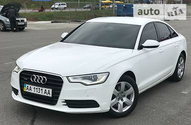 Audi A6 OFFICIAL QUATTRO 2014
