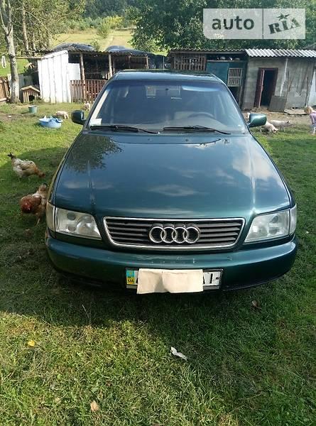Audi A6 1996 года