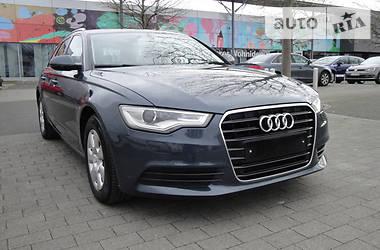 Audi A6 IDEAL 2013