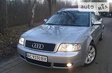 Audi A6 QUATTRO BAU 2004
