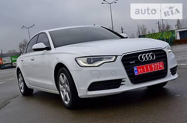 Audi A6 2.8 FSI V6 QUATTRO  2014