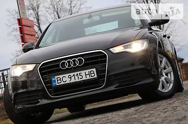 Audi A6 3.0 TDI SPORT LINE 2013