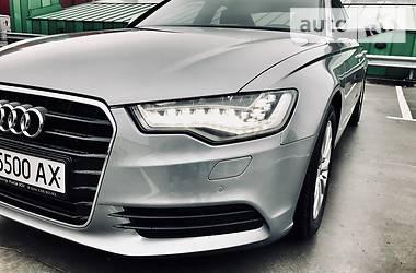 Audi A6 quattro 2012
