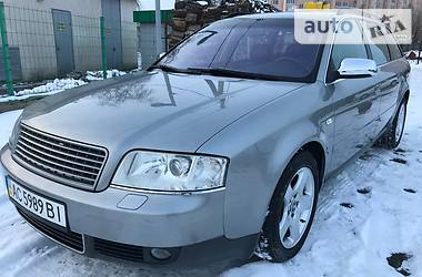 Audi A6 QWATTRO BOSE 2002