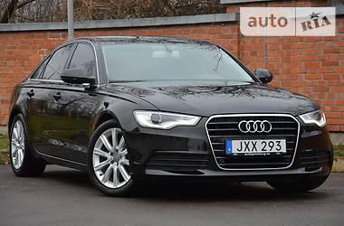 Audi A6 ULTRA 2014