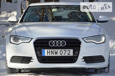 Audi A6 2.0 TDI 190  2014