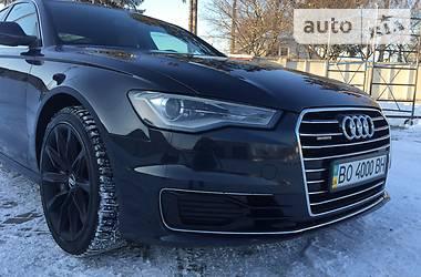 Audi A6 QUATTRO 2016