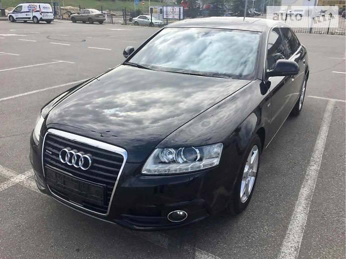 Audi A6 2010 года