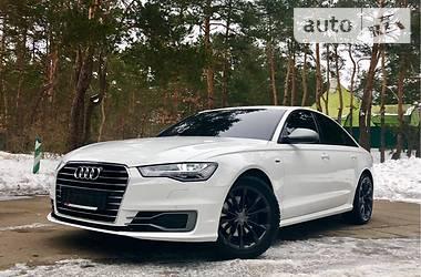 Audi A6 S-Line 2016