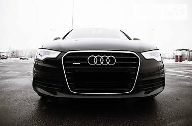 Audi A6 2.8 i V6 OFFICIAL 2013