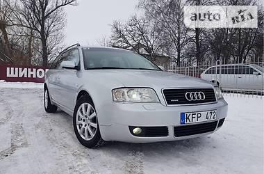 Audi A6 quattro  132 kv 2003