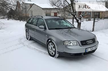 Audi A6 2.5 TDI RECARO BOSE 2002