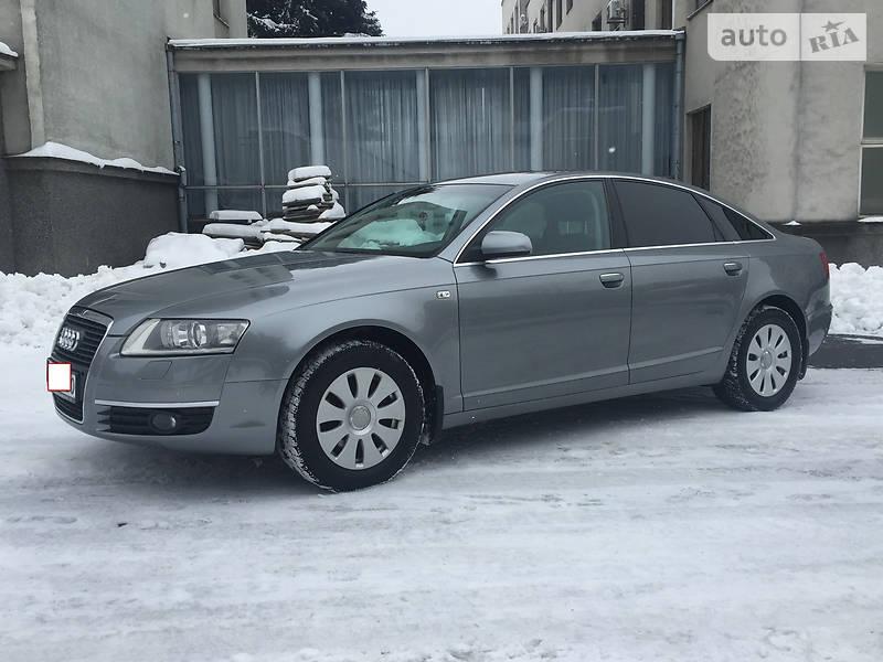 Audi A6 2006 года